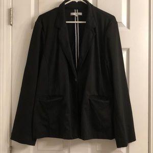 Lightly worn Black blazer Company Ellen Tracy XXL
